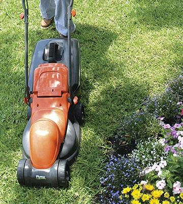 Review of Flymo Easimo Electric Wheeled Rotary Lawnmower