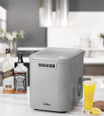 Review of Kealive YT-E-005A Ice Cube Maker
