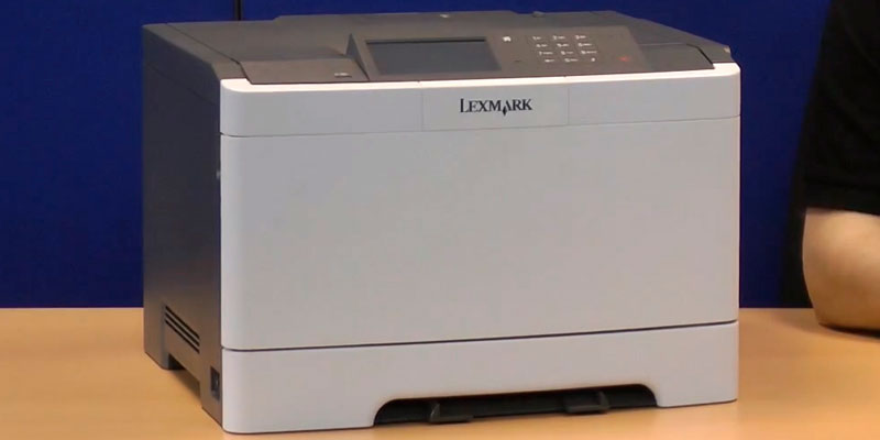 Review of Lexmark CS517de Colour Laser Printer