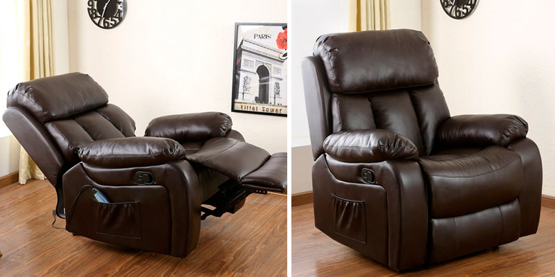 Review of More4Homes CHESTER Electric Recliner with Massage