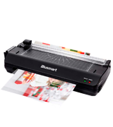 Blusmart (BLM00043) A3/A4/A6 Laminator with 25 Laminating Pouches/Paper Cutter/Corner Rounder