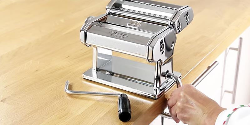 Detailed review of Marcato Atlas 150 (MC002057) Pasta Machine