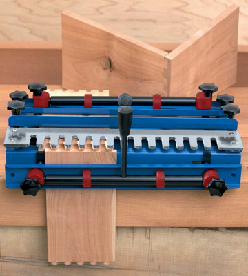 Review of Silverline 633936 Dovetail Jig