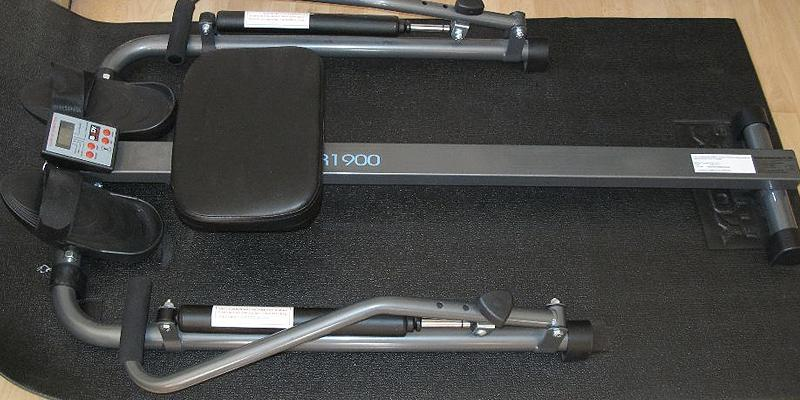 Review of Body Sculpture BR1900 Twin Hydraulic Rower