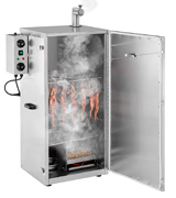 Royal Catering RCRO-870 Electric Smoking Oven with 4 Racks