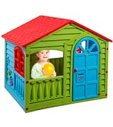 Toyz cbhdh445 Childrens Garden Happy House