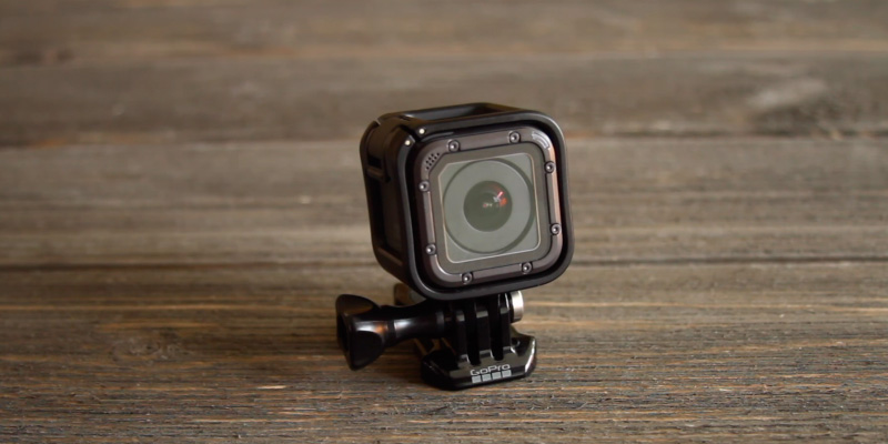 Review of GoPro CHDHS-502 HERO5 Session