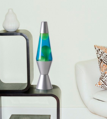 Review of Lava Lamp Classic Green Lava Lamp