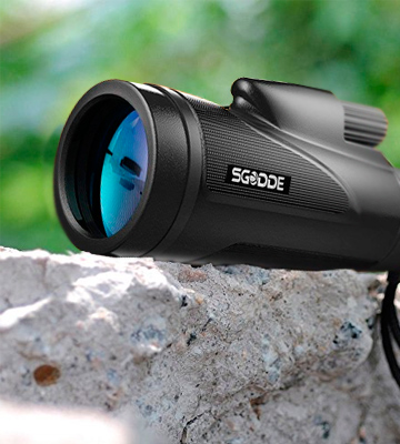 Review of SGODDE Super Clear 12x50 Monocular Telescope