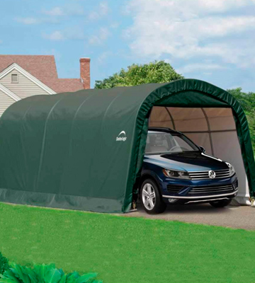 Review of Rowlinson SL62584 Shelterlogic 10x20 Round Style Shelter