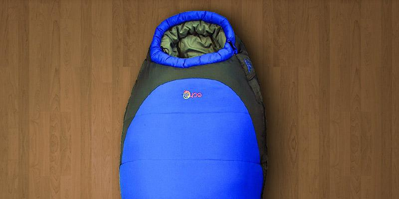 Review of Highlander Echo 400 Sleeping Bag