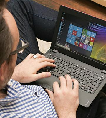 Review of Lenovo ideapad 100S Netbook