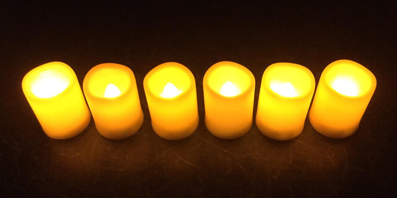 Review of Kohree HP115-YPC-UK Flameless Candles Set With Timer