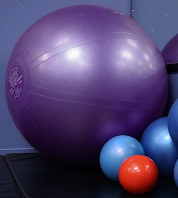 Review of Fitness Mad Swiss Ball