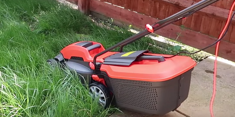Review of Flymo Speedi-Mo 360C Electric Wheeled Lawn Mower