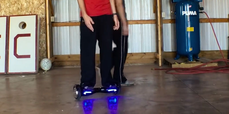 Razor Hovertrax 2.0 Self Balancing Electric Scooter application