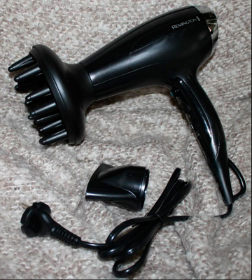 Review of Remington D5215 Pro-Air Shine Powerful Hair Dryer