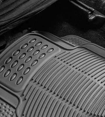 Review of Frontier CM107 Heavy Duty Car Mat Set