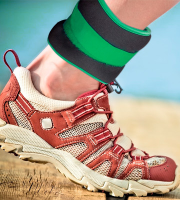 Review of Reehut 1 Pair Durable Ankle Wrist Weight