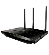 TP-LINK Archer VR400 AC1200 Wireless Router (Dual Band VDSL/ADSL)