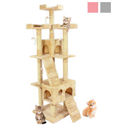 Cozy Pet CT04 Deluxe Multi Level Cat Tree