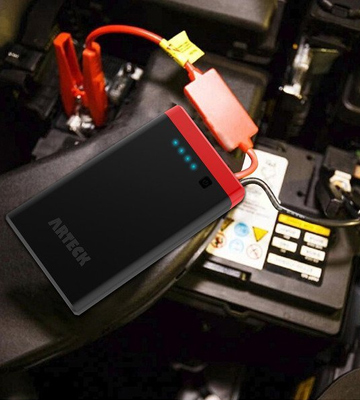 Review of Arteck A7 400 Amp Jump Starter