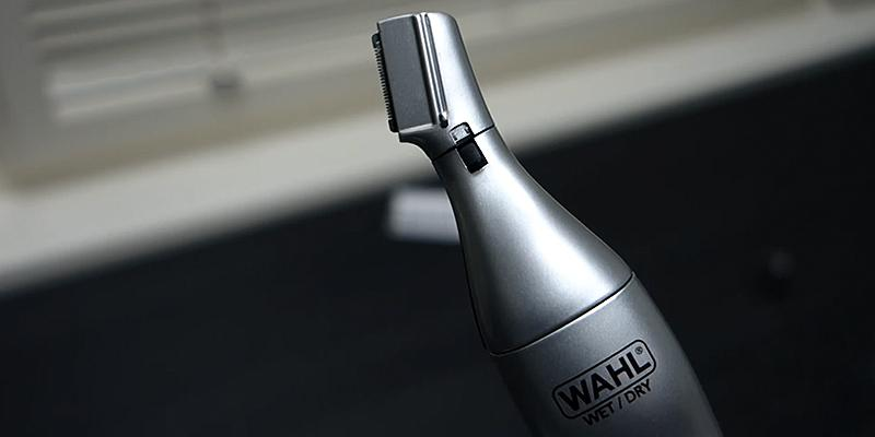 Review of Wahl 5545-427 Nose, Ear and Eyebrow Hair Trimmer