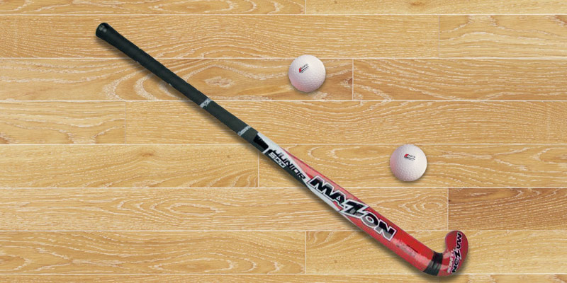 Review of Mazon Junior 500 Hockey Stick