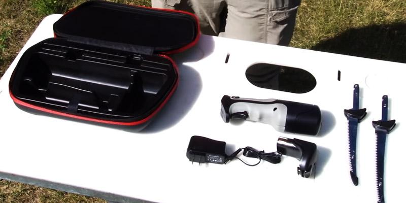 Review of Rapala Lithium Ion Cordless Fillet Knife