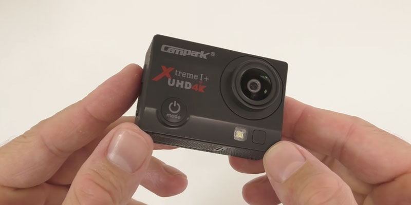 Review of Campark ACT74 Action Camera 4K