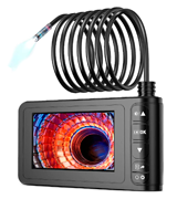 SKYBASIC (SK129) Industrial Endoscope ( LCD Display, Li-Ion Battery Powered)