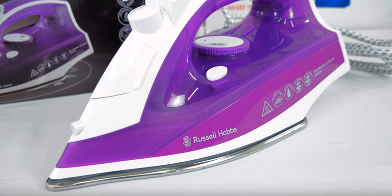 Review of Russell Hobbs 23060 Supreme Steam Traditional Iron