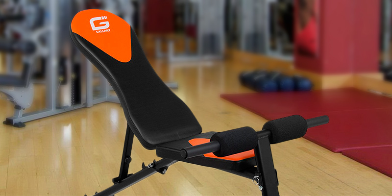 Review of Gallant WBN-Y6 Weight Lifting Utility Bench