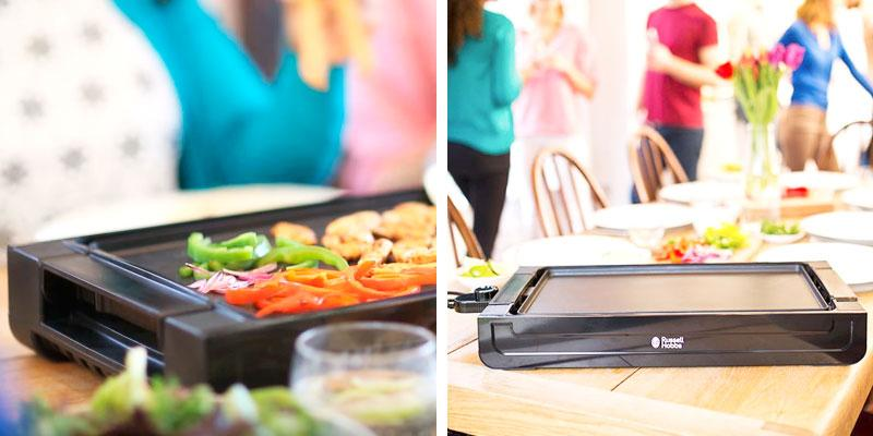 Review of Russell Hobbs 22550 Electric Griddle