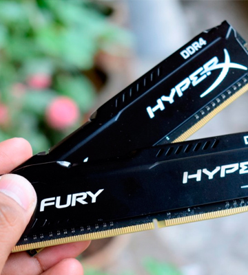 Review of HyperX FURY 16GB (2 x 8GB) 2400 MHz DDR4 CL15 DIMM