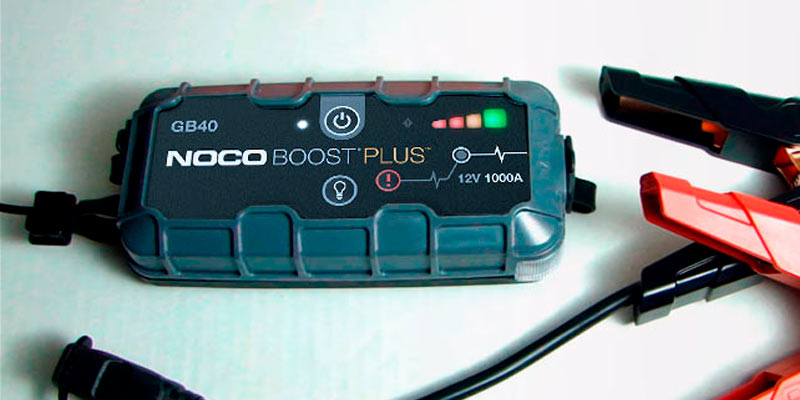 Review of NOCO Genius Jump Starter