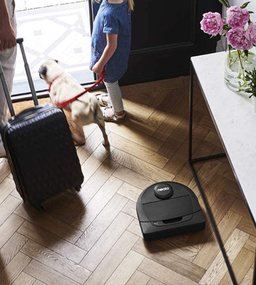 Review of Neato Robotics D650 Cleaning Robotic Vacuum for Pet Hair