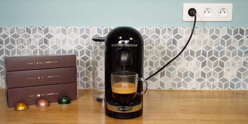 Review of Nespresso Vertuo Plus Coffee Machine