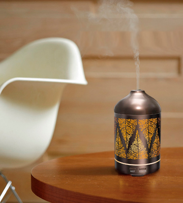 Review of TaoTronics TT-AD006 Aroma Diffuser with Renaissance Design