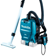 Makita DVC260Z Cordless Back Pack Vacuum Cleaner
