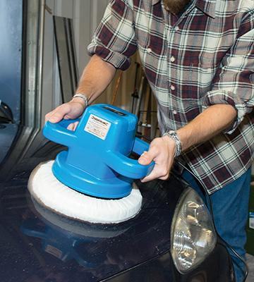 Review of Silverline 261362 Orbital Car Polisher