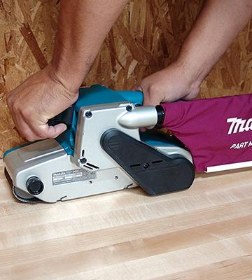 Review of Makita 9404/2 Belt Sander