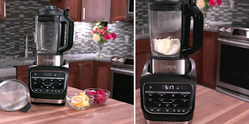 Review of Ninja HB150UK Blender and Soup Maker with glass jug