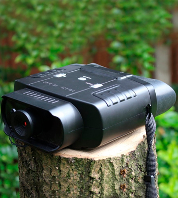 Review of Nightfox 100V Night Vision Binoculars