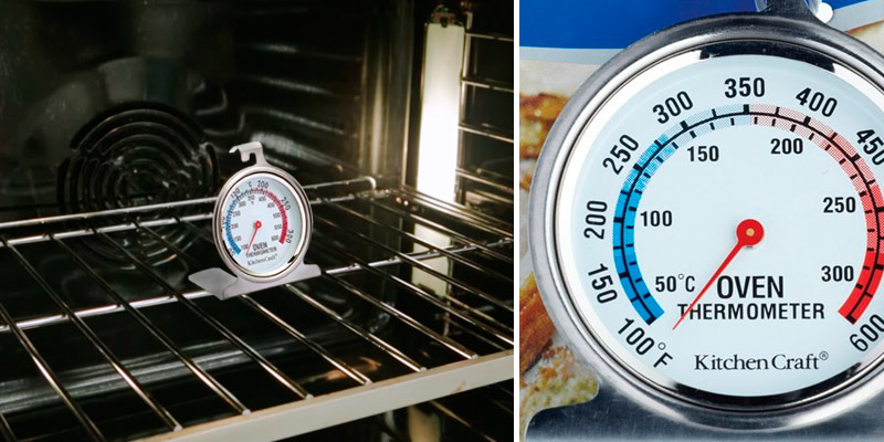 Review of KitchenCraft KCBCJIG Stainless Steel Oven Thermometer