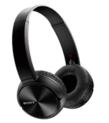 Sony MDR-ZX330BT Bluetooth Wireless Headphones with NFC Connectivity