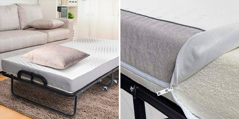 Review of Milliard Diplomat Folding Bed