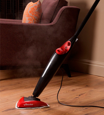 Review of Vileda 157171 Steam Mop