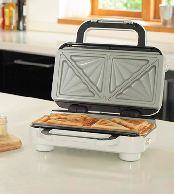 Review of Breville VST074 Sandwich Toaster