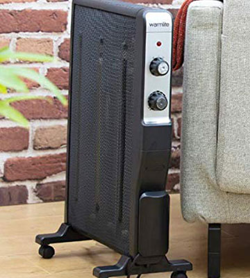 Review of Warmlite WL43009 Mica Electric Heater